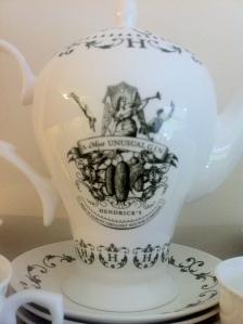 Hendricks Teapot