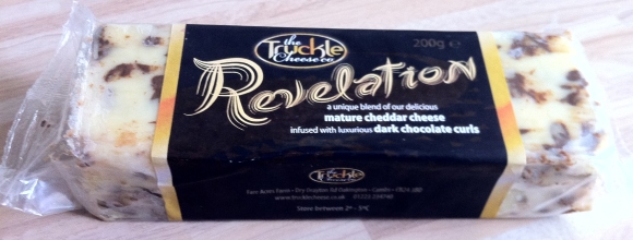 Revelation Cheddar Cheese from the Truckle Cheese Co.