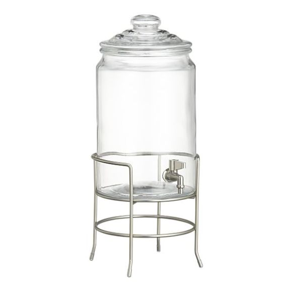 Cold Beverage Jar & Stand