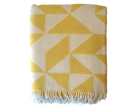 Danish Wool Blanket - Mar Mar Co.
