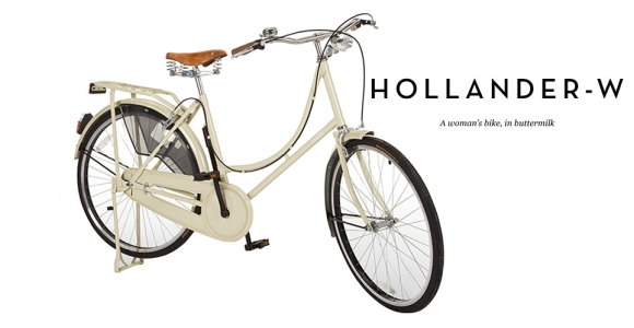 Hollander Bike Made.com