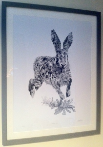 Running Hare by Jon Tremaine