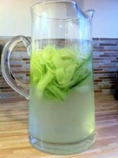 Hendricks & Cucumber Tonic