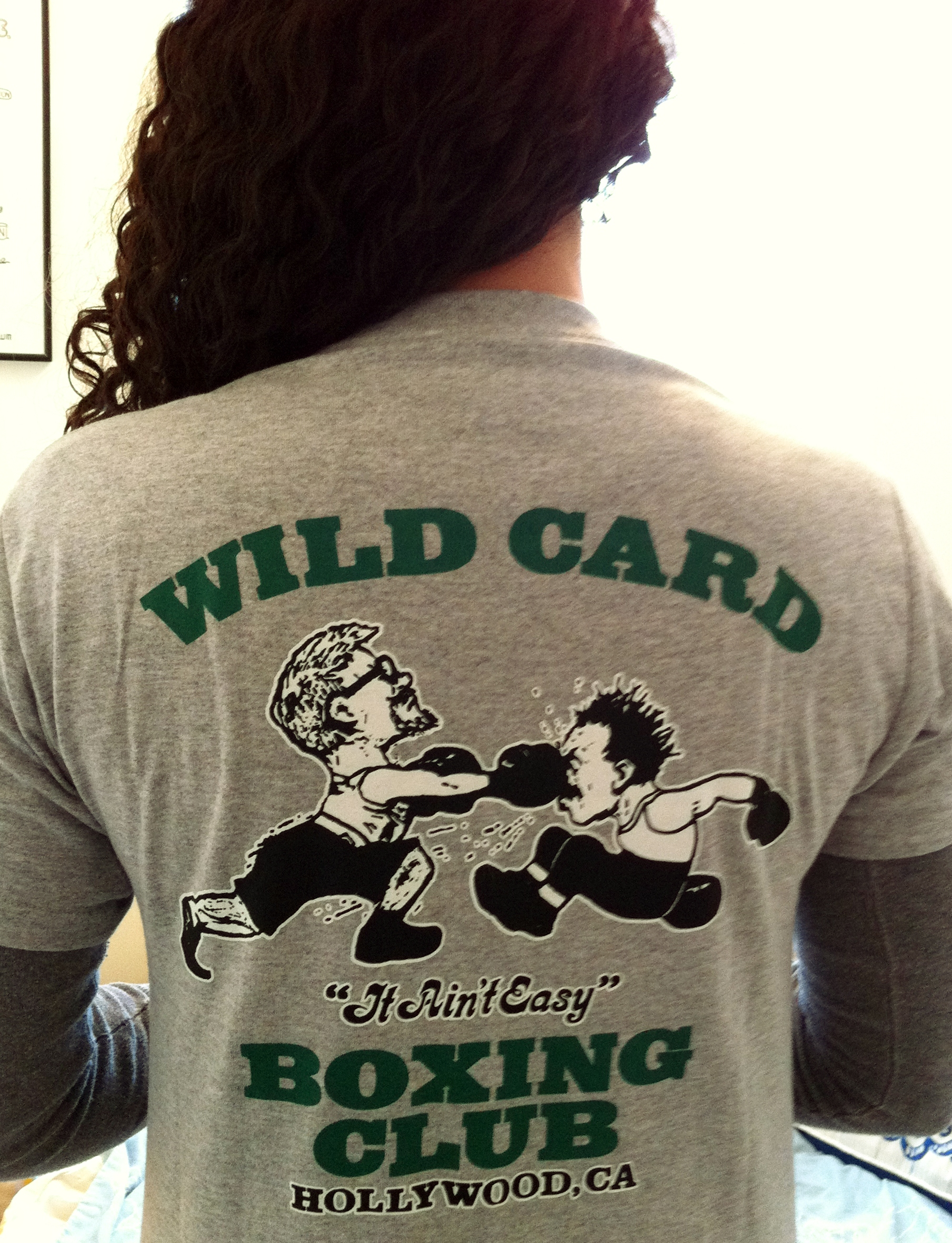 Wild Card Boxing Gym | THE HANKERER
