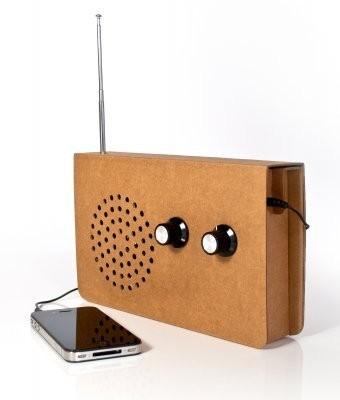 Cardboard Radio - Suck UK