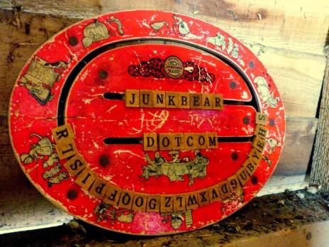 Cressboard-Junk Bear
