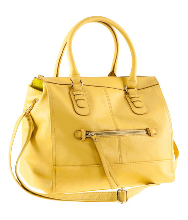 H&M - Yellow Bag