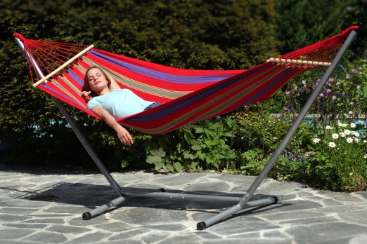 Jet Set Hammock & Stand Set by Hammock Heaven