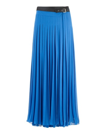 Pleated Maxi Skirt - Ted Baker