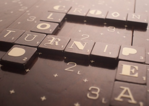 Scrabble Typography Edition - Winning Solutions