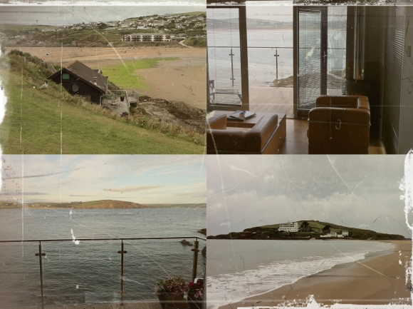 The Beach House at Burgh Island