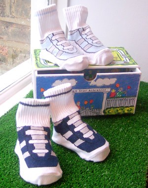 Baby Gym Shoe Socks - Culture Label