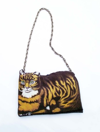 Ginger Cat Tea Cosy Handbag - uoldbag!