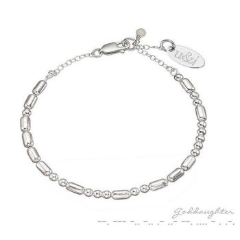 Goddaughter coded bracelet - Between You & I