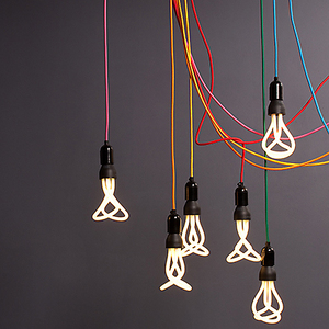 Plumen - Designer low energy bulb