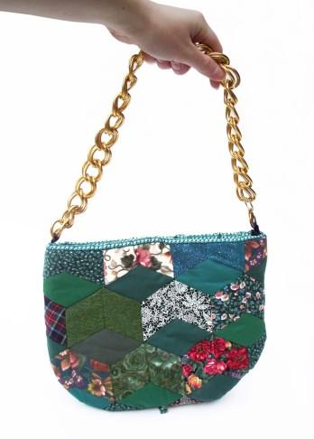 Vintage Tea Cosy Handbag - uoldbag!