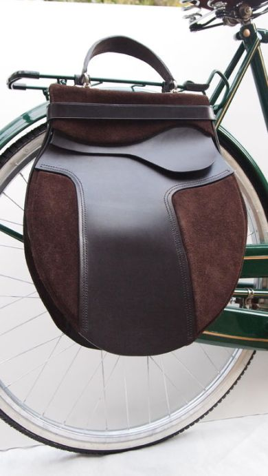 Chritina Hamilton Bike Bag