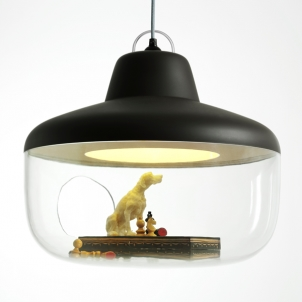 Favourite Things Pendant Lamp Black - Cow & Co.
