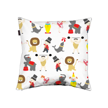Lydia Meiying, Circus Cushion Backs - Envelop