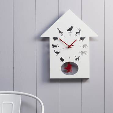 Graham and Green - Clyde Animal Clock