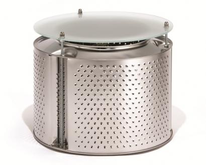 Reestore - Silvana Wash Drum Table