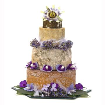 The Cheese Shed - Tyneham Wedding Cheese Cake